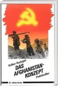 Buchcover Das AfghanistanKonzept