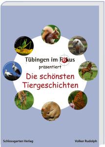 Buchcover Tiergeschichten klein